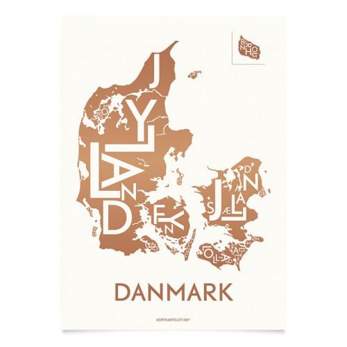 Danemark Poster   Kupfer