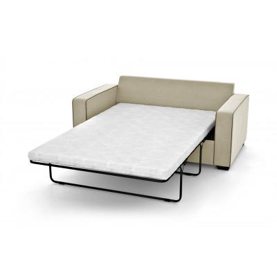 2-Sitzer-Schlafsofa Serena | Beige