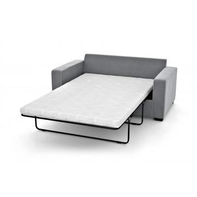 2-Sitzer-Schlafsofa Serena | Grau