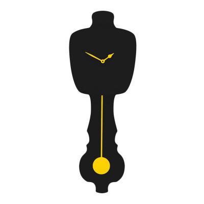 KLOQ Clock | Black