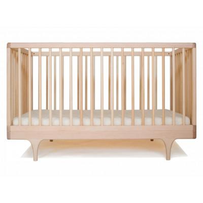 Wohnwagen-Babybett - Natürlich