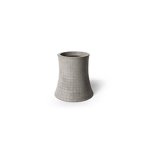 Nuclear Plant Flower Pot | T1
