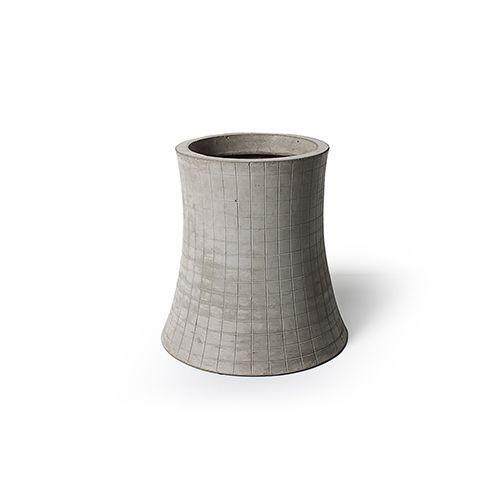 Nuclear Plant Flower Pot | T2