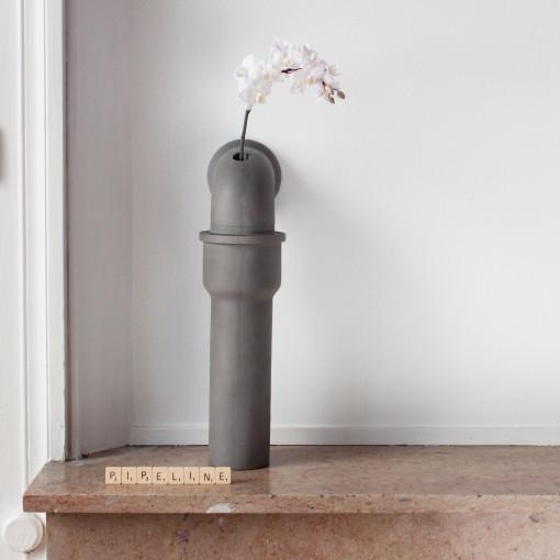 Small Vase | Pipeline Stem