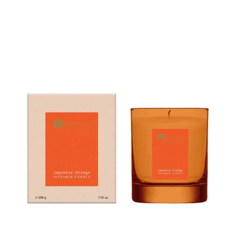 Duftkerze   Japanese Orange Inspired
