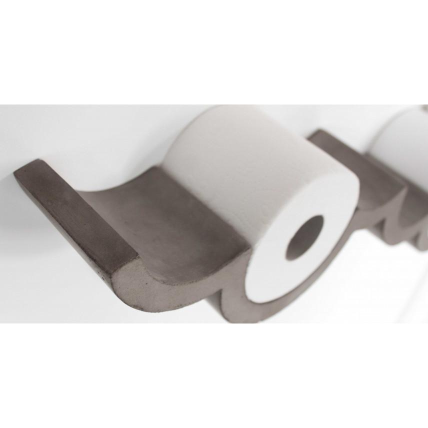 Cloud Toilet Paper Shelf   Large