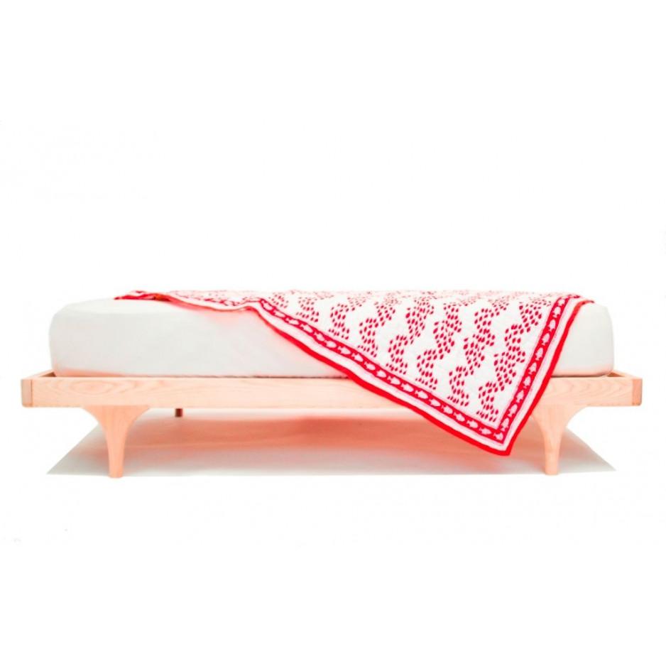 Wohnwagen-Diwan/Junior Bett - Grün