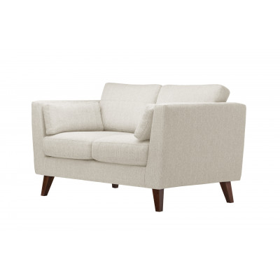 2-Sitzer Sofa Elisa | Creme