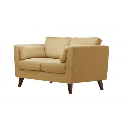 2-Sitzer Sofa Elisa | Senf