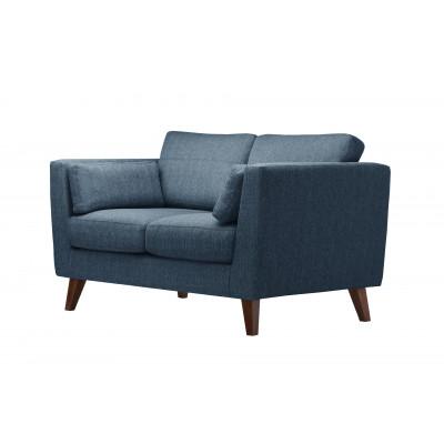 2-Sitzer Sofa Elisa | Jeansblau