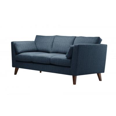 3-Sitzer Sofa Elisa | Jeansblau