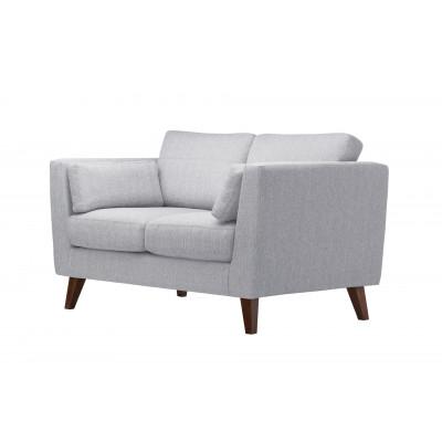 2-Sitzer Sofa Elisa | Grau
