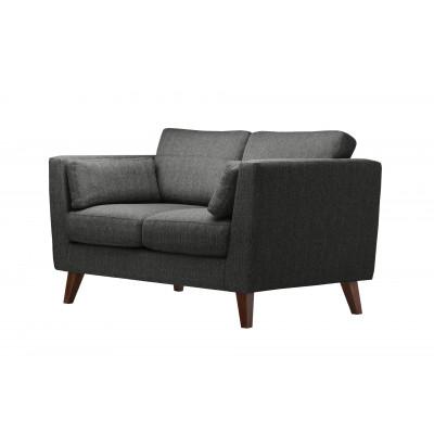 2-Sitzer Sofa Elisa | Anthrazit