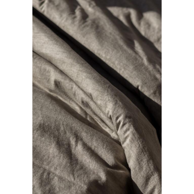 Bettbezug Khaki