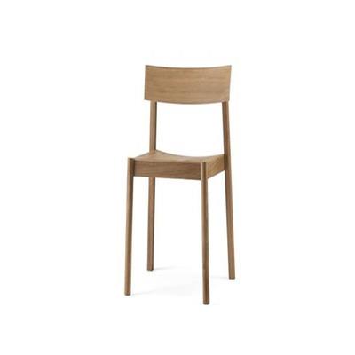 Chair Citizen Rectangular Backrest | Oak-Natural