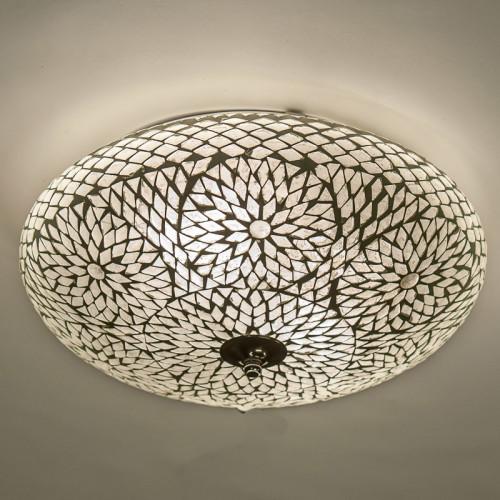 Deckenlampe Mosaik