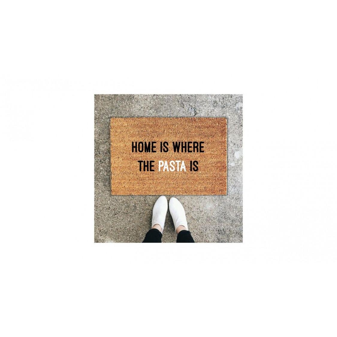 Fußmatte | Nudeln