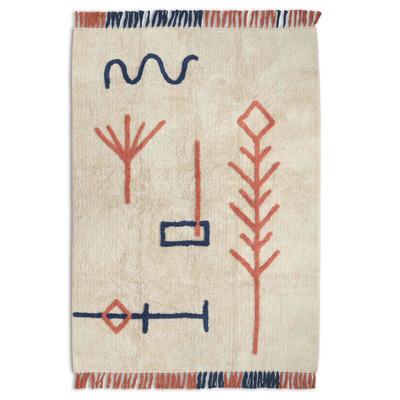 Teppich Draa | Multicolour 120 x 170 cm