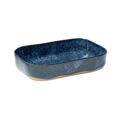 Tiefer Teller | Blau