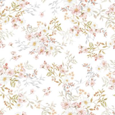 Tapete   Pastels in Bloom