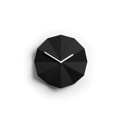 Delta Clock | Black