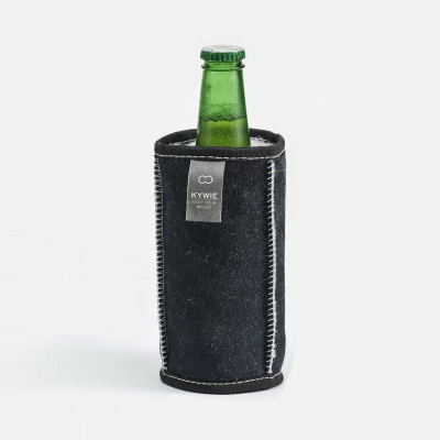 Durable Demi Cooler of Wool    Blue