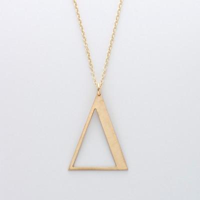 Halskette Democrazy   Gold