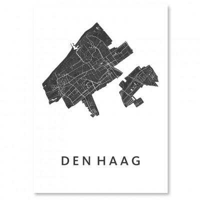 City Map Den Haag