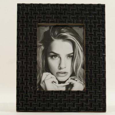 Bilderrahmen Schwarze Steine 13x18 cm