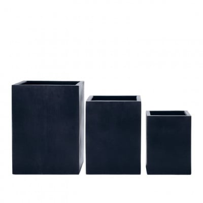 The Tall Quadratic One | Black