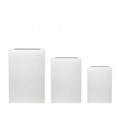 The Tall Quadratic One | White