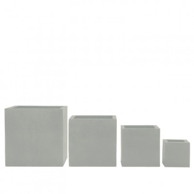 The Cube | Grey