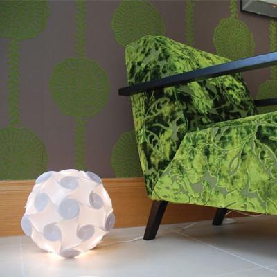 Orbital Table/Floorlamp