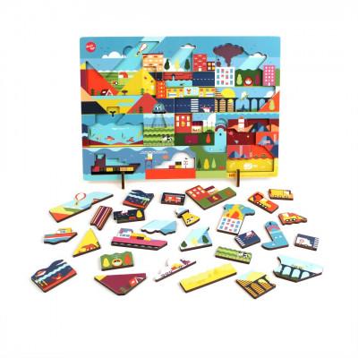 Puzzle Kars + Boom-Design | Tag