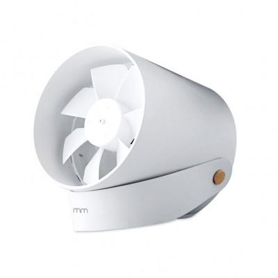 Tischventilator MM - USB | Weiß