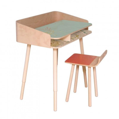 TonTon Schreibtisch & Stuhl Hopper