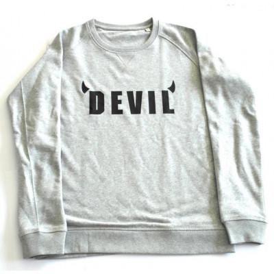 Devil Sweater Women | Grey