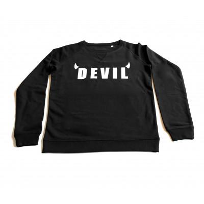 Devil Sweater Women | Black