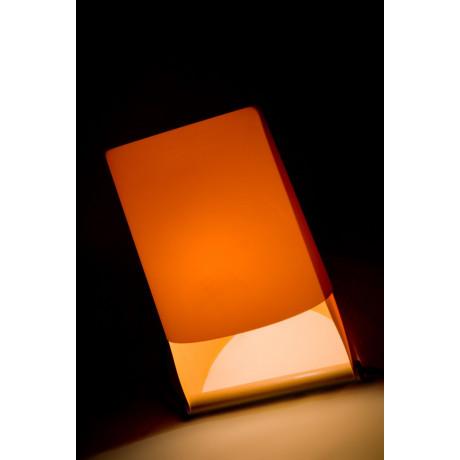 Furoshiki Tischlampe Orange