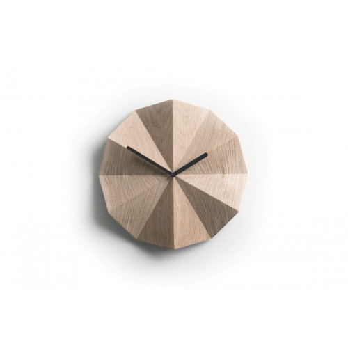 Delta Clock   Oak