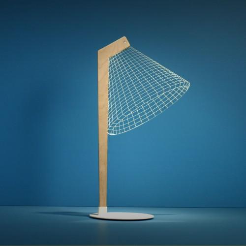Glühbirnenlampe #Deski