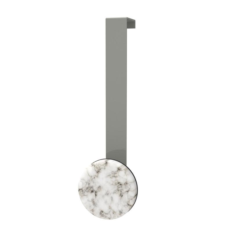 Haken 'Over The Door' Big Hug   Marble