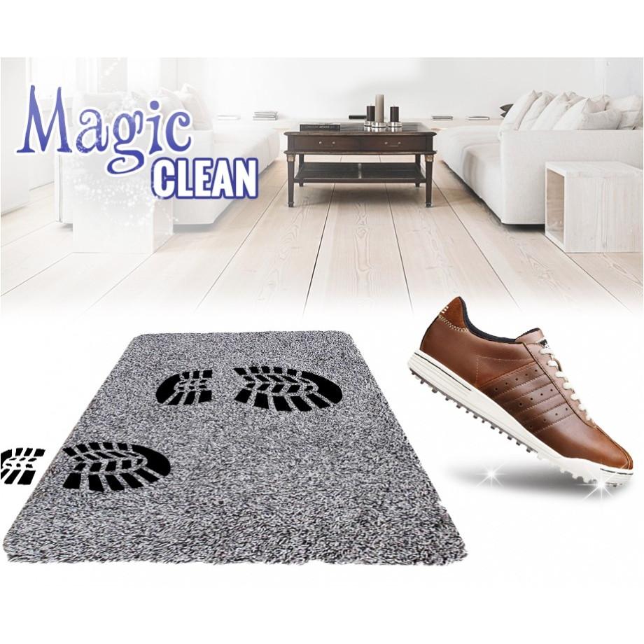 Magische Fußmatte