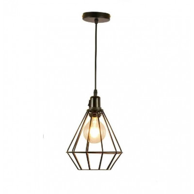 Industrielle Lampe Abstract