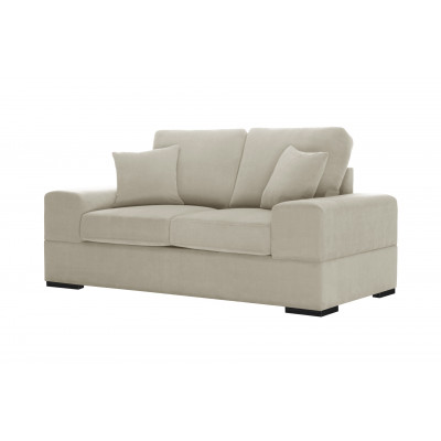 2-Sitzer-Sofa Dasha | Creme