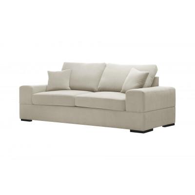 3-Sitzer-Sofa Dasha | Creme