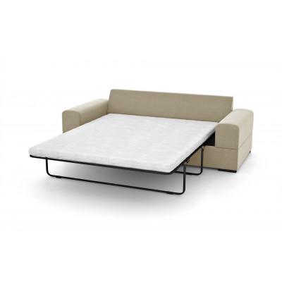 3-Sitzer-Schlafsofa Dasha | Beige
