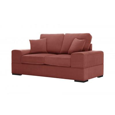 2-Sitzer-Sofa Dasha | Koralle