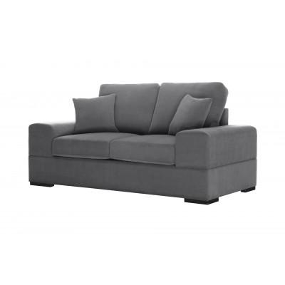 2-Sitzer-Sofa Dasha | Grau