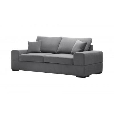 3-Sitzer-Sofa Dasha | Grau